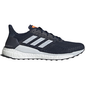 adidas Solar Boost 19 Low Cut Schoenen Heren, collegiate navy/blue tint/solar orange